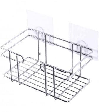 Duschablage Transparent 22,8 x 14 x 10,5 cm