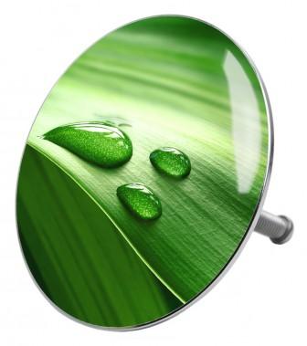 Badestöpsel Green Leaf