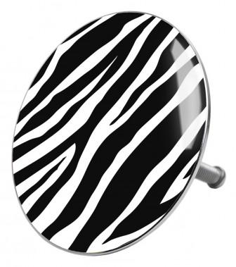 Badestöpsel Zebra