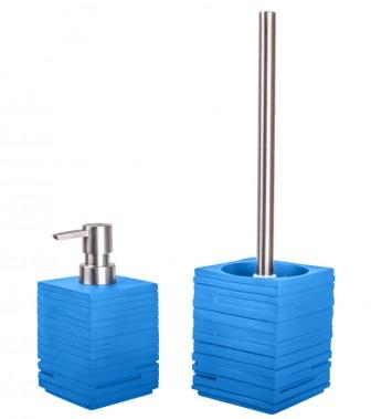 Badezimmer Set Calero Blue