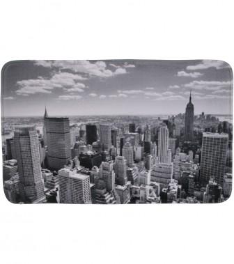 Badteppich Skyline New York 50 x 80 cm