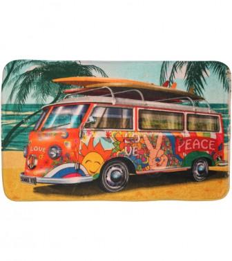 Badteppich Summer Bus 70 x 110 cm