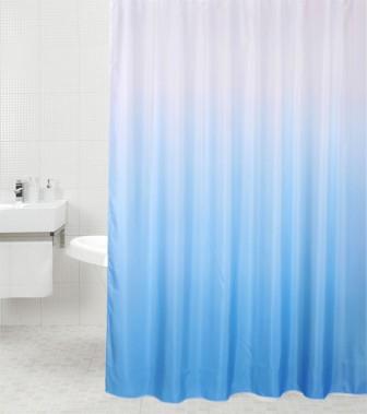 Duschvorhang Magic Blau 180 x 180 cm