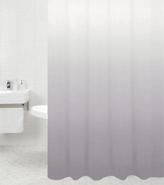 Duschvorhang Magic Grau 180 x 200 cm