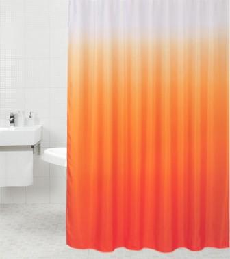 Duschvorhang Magic Orange 180 x 200 cm