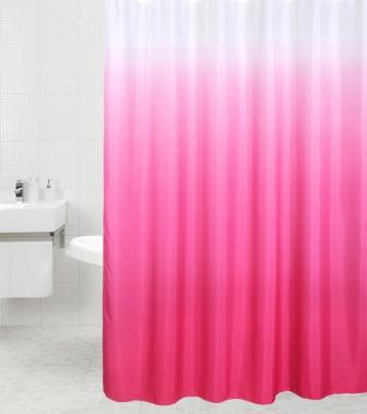 Duschvorhang Magic Pink 180 x 200 cm