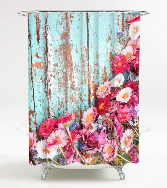 Duschvorhang Spring 180 x 200 cm