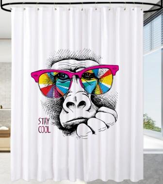 Duschvorhang Stay Cool 180 x 200 cm