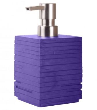 Seifenspender Calero Purple
