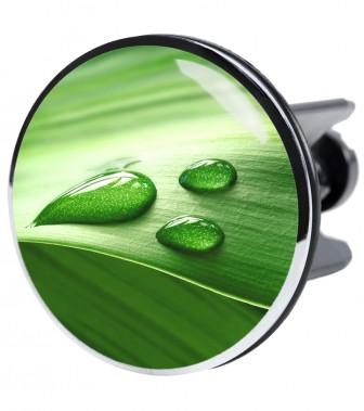 XXL Stöpsel Green Leaf