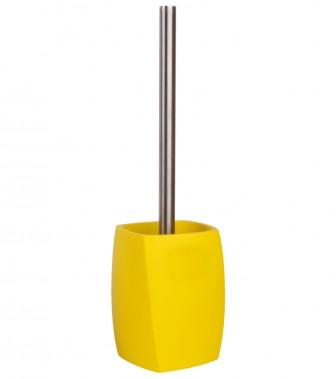 WC-Bürste Wave Yellow
