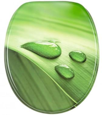 WC-Sitz Green Leaf
