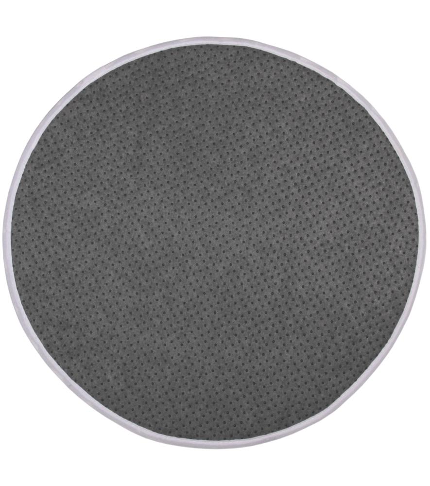 badteppich rund wasserblasen 80 cm. Black Bedroom Furniture Sets. Home Design Ideas