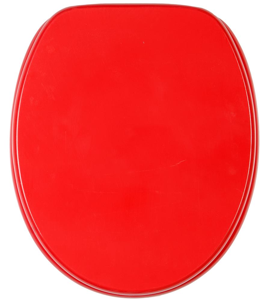 Wc Sitz Mosaik Rot : WC Sitz mit Absenkautomatik Rot  WCShop24de