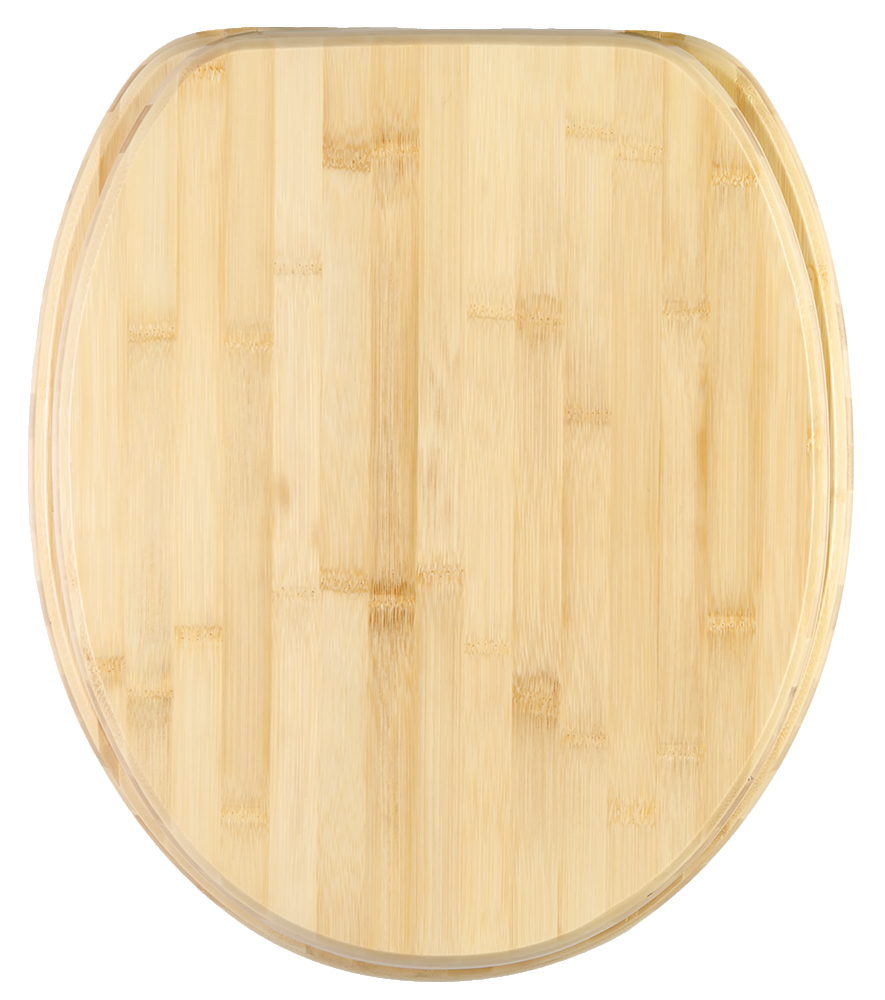 wc sitz mit absenkautomatik bambus. Black Bedroom Furniture Sets. Home Design Ideas