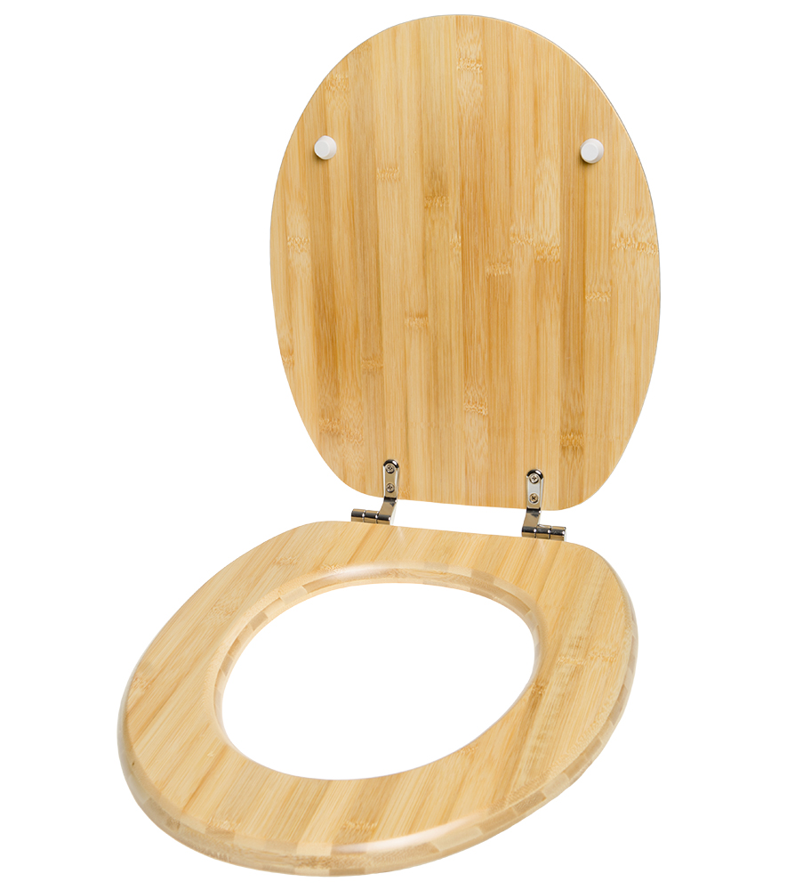 wc sitz bambus. Black Bedroom Furniture Sets. Home Design Ideas
