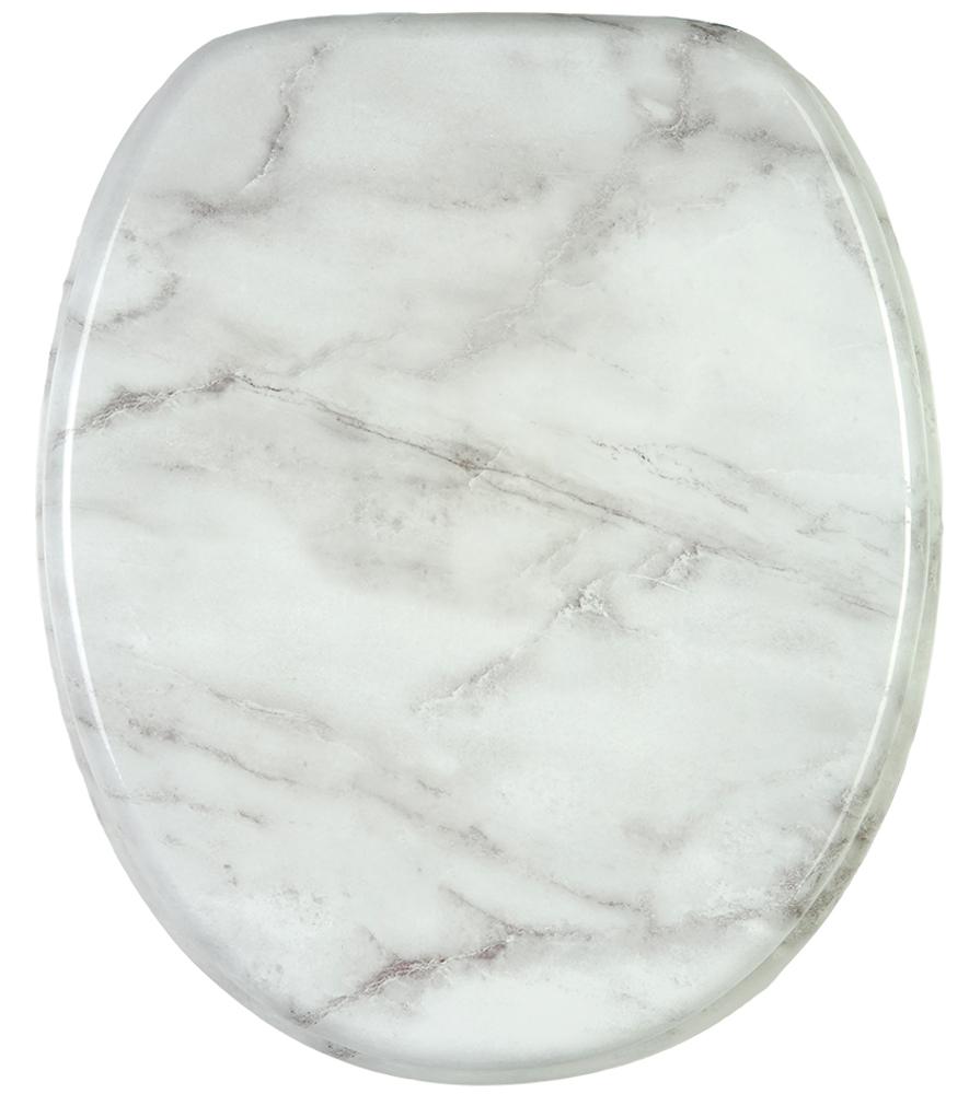 wc sitz mit absenkautomatik marmor. Black Bedroom Furniture Sets. Home Design Ideas