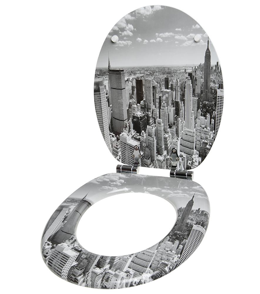 Badezimmer Set Skyline New York Wcshop24 At