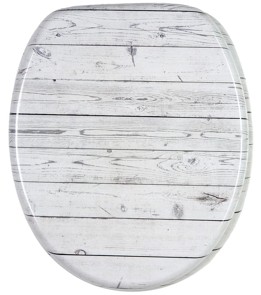 wc sitz mit absenkautomatik timber. Black Bedroom Furniture Sets. Home Design Ideas