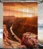 Duschvorhang Grand Canyon 180 x 200 cm