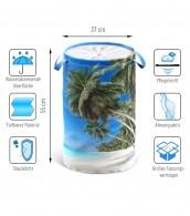 Wäschekorb Karibik