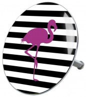 Badestöpsel Flamingo