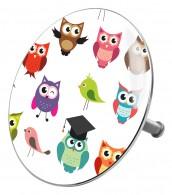 Badestöpsel Owl