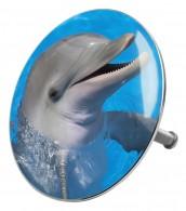 Badestöpsel Delphin