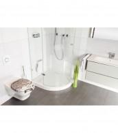 WC-Sitz mit Absenkautomatik Dewdrop