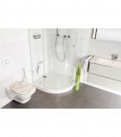 WC-Sitz mit Absenkautomatik Marmor
