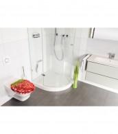 WC-Sitz mit Absenkautomatik Strawberry