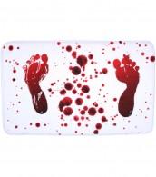Badteppich Blood Feets 70 x 110 cm
