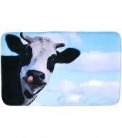 Badteppich Kuh 70 x 110 cm