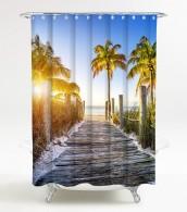 Duschvorhang Fort Lauderdale 180 x 200 cm