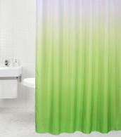 Duschvorhang Magic Grün 180 x 180 cm