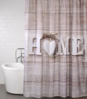 Duschvorhang Home 180 x 180 cm