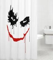 Duschvorhang Joker 180 x 180 cm