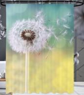 Duschvorhang Pusteblume 180 x 200 cm
