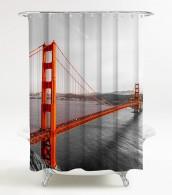 Duschvorhang San Francisco 180 x 180 cm