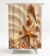 Duschvorhang Sanibel 180 x 180 cm