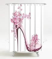 Duschvorhang Schuh 180 x 200 cm