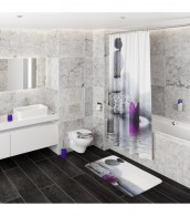 WC-Sitz mit Absenkautomatik Energy Stones