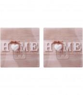 Duschablage Home 22,8 x 14 x 10,5 cm