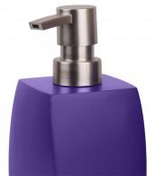 Badezimmer Set Wave Purple