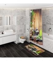 6-teiliges Badezimmer Set Spa