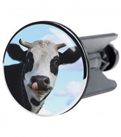 Stöpsel Kuh