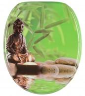 WC-Sitz mit Absenkautomatik Buddha