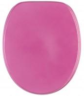 WC-Sitz Glitzer Pink