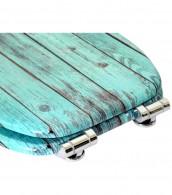 3-teiliges Badezimmer Set Lumber