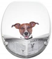6-teiliges Badezimmer Set Newspaper